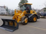 Ce Certificated Articulated 2.0 Ton Wheel Loader (HQ920) voor Sale