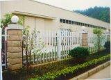 Cancello della rete fissa della fabbrica della conca UPVC