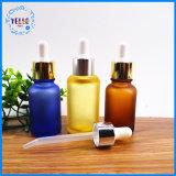 Plastiktropfenzähler-Flaschen-kosmetische verpackenhaustier-Flasche für Serum