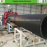Hohle Wand-Spirale-Polyäthylen-Rohr-Herstellung-\ Herstellungs-Plastikmaschine