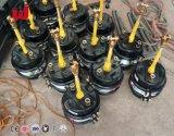 Alloggiamento del rimorchio di trattore dei 3 assi singolo e doppio della molla del freno