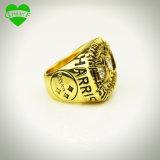 Tapa para el anillo 1975 del Super Bowl del color de la hebra del diseño de la reproducción