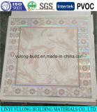 Modèle de panneau de PVC employant sur des tuiles de plafond de gypse