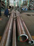 Riga liquida industriale tubo d'acciaio saldato dell'olio del gas d'acqua di pressione bassa della lega del tubo di affari