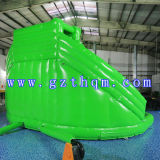 Коммерчески Giant Inflatable Water Slide для Adult с PVC Slide Pool/Inflatable