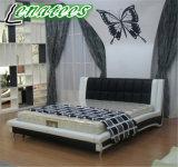 A065大人のベッドの寝室の家具デザイン