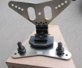 Funciones dobles Stand hidráulico y la placa metálica plana Bender (MEL-125)