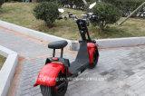 """2017 """"trotinette"""" de venda quente da roda grande 1500W Citycoco Harley Mbility"""