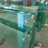 높은 Security 15mm 19mm Clear Curtain Wall Tempered Glass