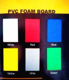 Folha de espuma em PVC preto para mostrar Stand 6-20mm