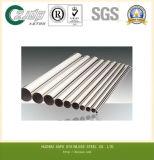 304 316 tubos de la depresión del acero inoxidable