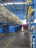 Compressore d'aria rotativo della vite di rendimento elevato