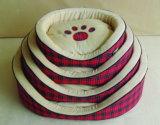 Base poco costosa comoda dell'animale domestico della peluche dell'animale domestico della base del cane di quattro formati