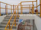 Barandilla de la alta calidad FRP usada para las plataformas, Buidings.
