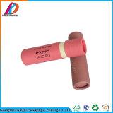 Buis van de Lippenstift van de Buis van de Lippenpommade van het Document van de douane de Roze Biologisch afbreekbare