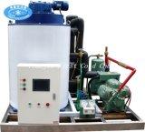 5t/24h Flake Máquina de Gelo Máquinas com Compressor Bitzer para manter os produtos frescos