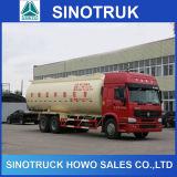 HOWO 8*4の販売のためのバルクセメントの輸送のトラック