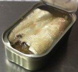 Заготовленных Sardine в растительного масла, Sardine в масло, консервированные Sardine