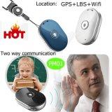 Горячий IP66 водонепроницаемый Trackering GPS устройство с кнопку парового удара (ТЧ01)