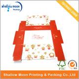 Boîte mignonne de Cardpaper avec la boîte de empaquetage de fenêtre claire