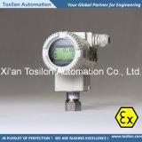 Mount tradicional transmissor medidor de pressão para líquidos, gás, vapor (ATEX aprovado)