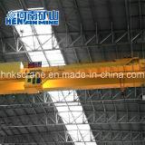 5 toneladas 10 toneladas 20 toneladas 30 toneladas 40 toneladas grúa de arriba de la viga del doble de 50 toneladas