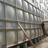 Tanque quente do tratamento da água da venda GRP FRP