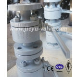 Flange fucinato Ball Valve per Water Oil Gas