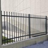 Barreira de Segurança do jardim de aço com revestimento a pó
