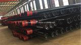 API5CT J55 K55 N80 N80q nahtloses Stahlrohr umkleidend