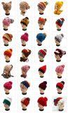 Lado Knit Hat feitas na empresa de comércio de Alldone