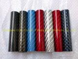 Bonne flexibilité des filets de fibre de verre Pole