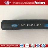 Шланг DIN En856 4sh гидровлический резиновый
