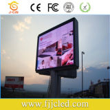 Grande schermo della visualizzazione video P6 LED di pubblicità esterna