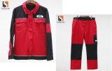 Pantaloni pratici del lavoro del poliestere del cotone e Workwear lungo delle parti superiori del manicotto