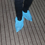 Het antislip Wegwerpproduct maakt de niet Geweven Dekking van de Schoen dik