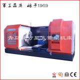 回転車輪、フランジ、タイヤ型(CK64200)のための中国の専門の旋盤