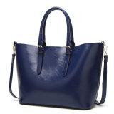 Verkoopt Eenvoudige Dame Tote Mummy Bag Shopping Hete Zak van de manier Zak (WDL0208)