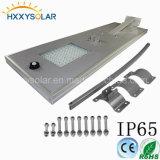 IP65는 세륨 증명서를 가진 태양 옥외 가로등을 방수 처리한다