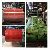 Spécifications de motif de briques PPGL PPGI &