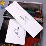 Sinicline 백색 봉투 반점 로고를 가진 UV 포장 상자