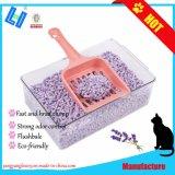 Fuerte y rápido racimos Tofu arena de gato con aroma a lavanda