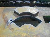 Оборудование машины CNC вырезывания плазмы металла Jinan с сгабривать старта