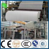 Kleinstes Gewebe-Toilettenpapier, welches das Maschinen-Badezimmer-Gewebe-Toilettenpapier herstellt Maschine bildet