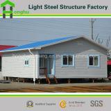 Casa de lujo móvil del chalet durable prefabricado de la casa