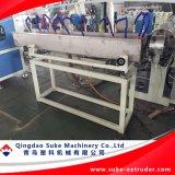 Ligne de production d'extrusion de tuyau flexible de fibre de PVC