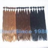 Extensión natural del pelo humano del grano micro chino