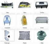 L'imprimante produit médical de l'eau injection de plastique du tuyau de la fabrication de moules