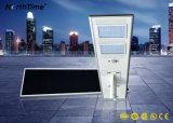 Todo en uno de LED integrado Iluminación de jardín lámpara solar calle