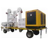 De mobiele Aanhangwagen van de Behandeling van het Zaad van de Gewassen van de Korrel Schoonmakende